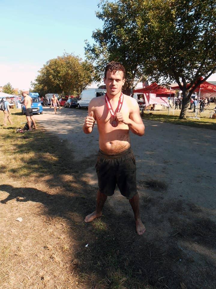 Po dokončení Spartan Race bez bahna