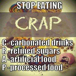 Proč odříznout zpracované potraviny z jídelníčku 1