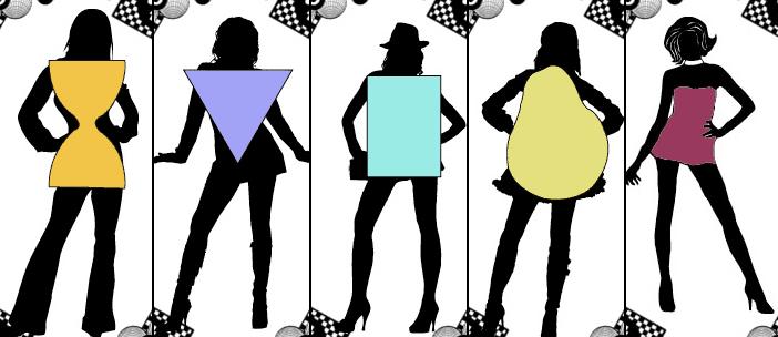 ženská postava