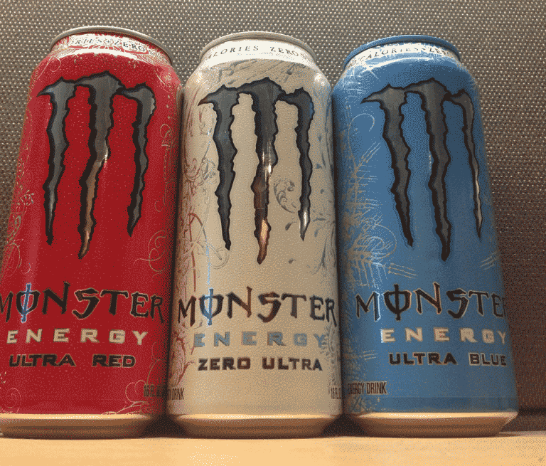 energetické nápoje a nebezpečí