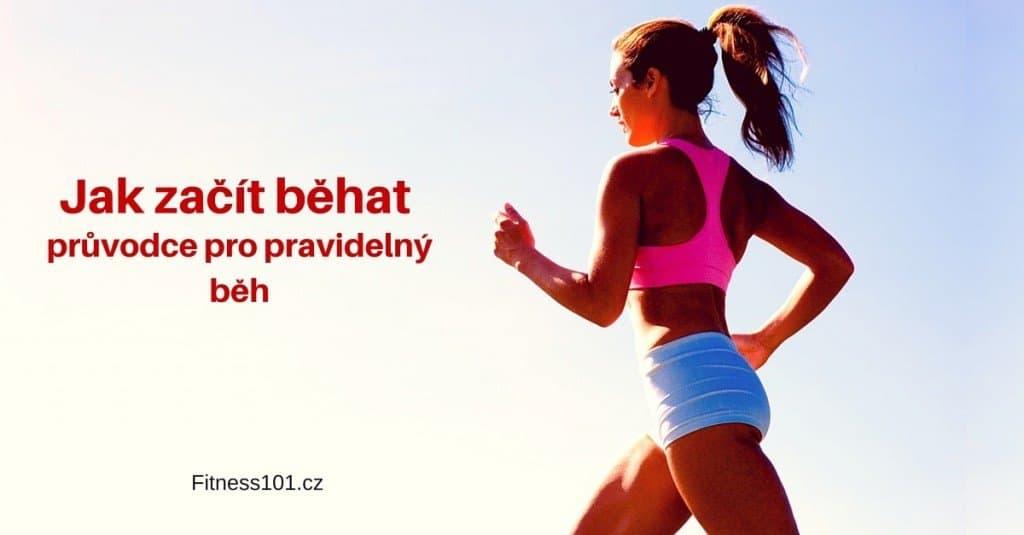 Jak začít pravidelně běhat