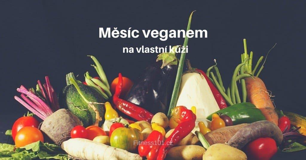 Jak jsem zkoušel být veganem
