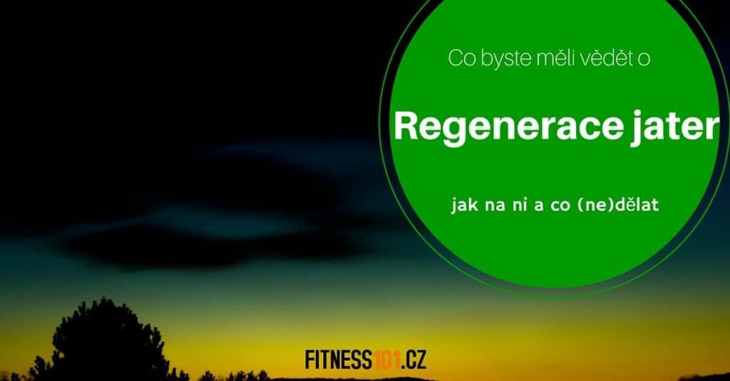 detoxikace a regenerace jater