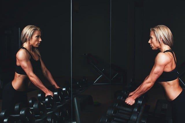 Cvičení pro ženy - cvičte v pohodlí domova či v posilovně 3