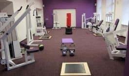 Contours fitness Národní