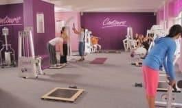 Fitness centrum Contours Florenc