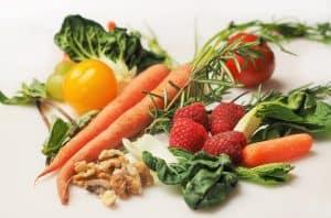 zelenina je vhodným kandidátem pro znížení cholesterolu